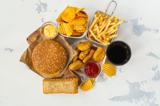 unhealthy processed foods